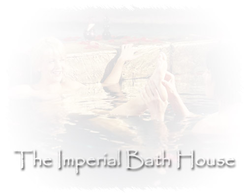Return to the Imperial Bath House - Main Site